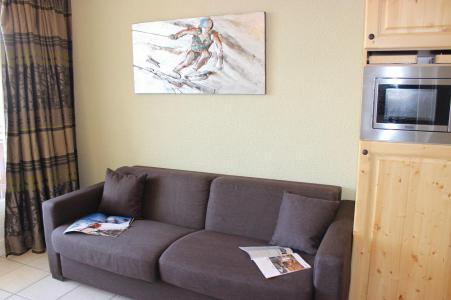Location au ski Studio cabine 4 personnes (28) - Résidence Eterlous - Val Thorens - Appartement