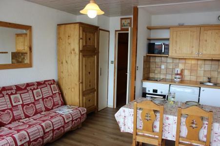 Location au ski Studio cabine 4 personnes (42) - Residence Eterlous - Val Thorens - Salle à manger