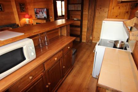 Location au ski Appartement 4 pièces 6 personnes (1) - Residence Galerie De Peclet - Val Thorens - Canapé