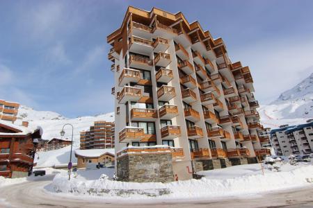 Location au ski Studio 3 personnes (2) - Résidence Hauts de Chavière - Val Thorens