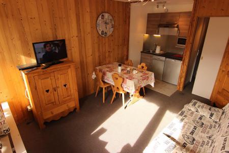 Location au ski Studio 4 personnes (10) - Résidence Hauts de Chavière - Val Thorens
