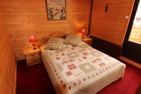 Location au ski Appartement 3 pièces 6 personnes (12) - Résidence Hauts de Chavière - Val Thorens - Chambre