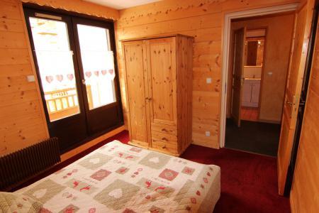 Location au ski Appartement 3 pièces 6 personnes (12) - Résidence Hauts de Chavière - Val Thorens - Lit double
