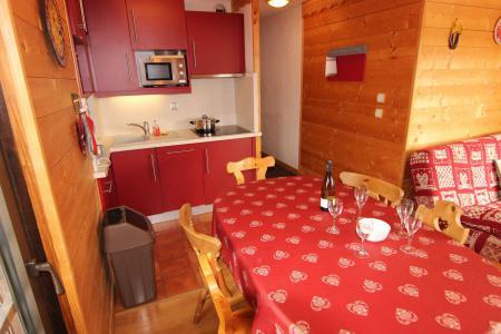 Location au ski Appartement 3 pièces 6 personnes (12) - Résidence Hauts de Chavière - Val Thorens - Séjour