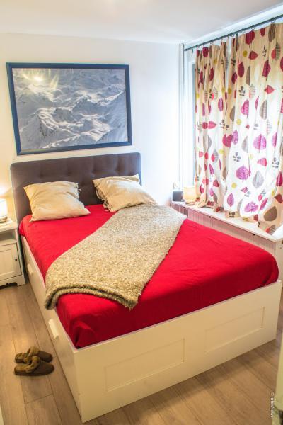 Location au ski Appartement 3 pièces 6 personnes (17) - Résidence Hauts de Chavière - Val Thorens - Chambre