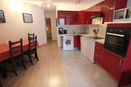 Location au ski Appartement 3 pièces 6 personnes (17) - Résidence Hauts de Chavière - Val Thorens - Cuisine