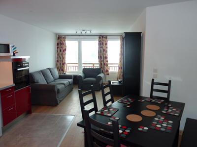 Location au ski Appartement 3 pièces 6 personnes (17) - Residence Hauts De Chaviere - Val Thorens - Séjour