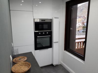 Location au ski Appartement 4 pièces 8 personnes (4) - Résidence Hauts de Chavière - Val Thorens - Cuisine