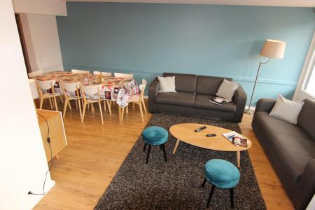Location au ski Appartement 4 pièces 8 personnes (4) - Résidence Hauts de Chavière - Val Thorens - Séjour