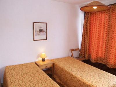 Location au ski Studio 2 personnes (3) - Residence Hauts De Chaviere - Val Thorens - Chambre