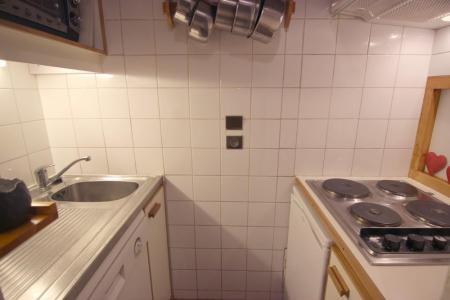 Location au ski Appartement 2 pièces 4 personnes (101) - Residence L'eskival - Val Thorens - Salle de bains
