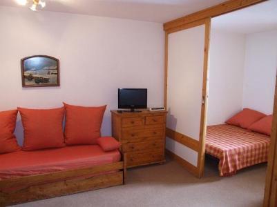 Location au ski Appartement 2 pièces 4 personnes (105) - Residence L'eskival - Val Thorens - Banquette