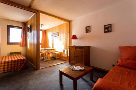 Location au ski Appartement 2 pièces 4 personnes (105) - Residence L'eskival - Val Thorens - Séjour