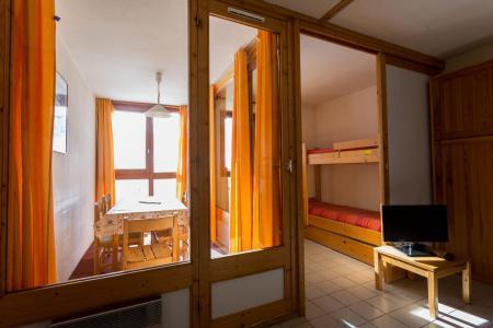 Location au ski Appartement 2 pièces 4 personnes (204) - Residence L'eskival - Val Thorens - Canapé