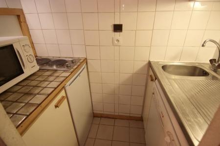Location au ski Appartement 2 pièces 4 personnes (204) - Residence L'eskival - Val Thorens - Lits superposés