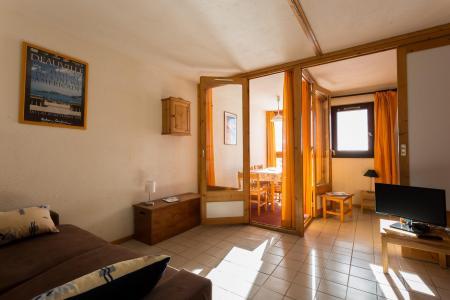 Location au ski Appartement 2 pièces 4 personnes (204) - Residence L'eskival - Val Thorens - Séjour