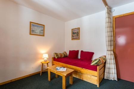 Location au ski Appartement 2 pièces 4 personnes (209) - Residence L'eskival - Val Thorens - Canapé
