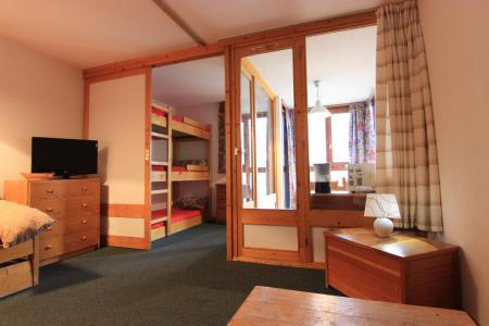 Location au ski Appartement 2 pièces 4 personnes (209) - Residence L'eskival - Val Thorens - Séjour