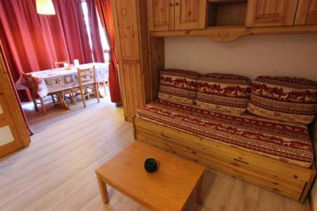Location au ski Appartement 2 pièces 4 personnes (216) - Résidence l'Eskival - Val Thorens - Canapé