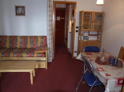 Location au ski Appartement 2 pièces 4 personnes (315) - Résidence l'Eskival - Val Thorens - Séjour