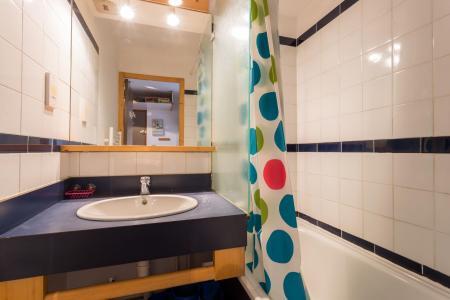 Location au ski Appartement 2 pièces 4 personnes (316) - Residence L'eskival - Val Thorens - Canapé