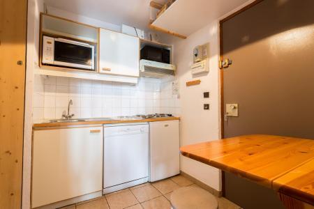 Location au ski Appartement 2 pièces 4 personnes (316) - Residence L'eskival - Val Thorens - Cuisine
