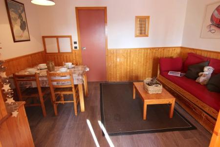 Location au ski Appartement 2 pièces 4 personnes (512) - Residence L'eskival - Val Thorens - Séjour