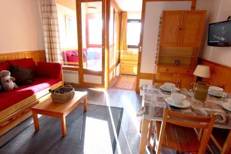 Location au ski Appartement 2 pièces 4 personnes (512) - Residence L'eskival - Val Thorens - Table