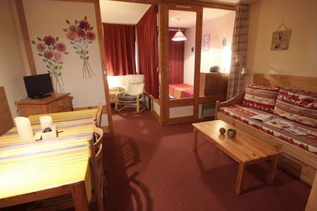 Location au ski Appartement 2 pièces 4 personnes (513) - Residence L'eskival - Val Thorens - Kitchenette