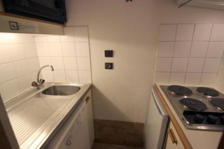 Location au ski Appartement 2 pièces 4 personnes (513) - Résidence l'Eskival - Val Thorens - Séjour