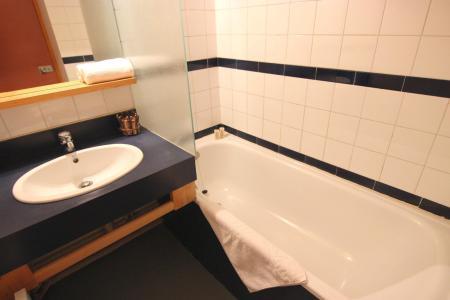 Location au ski Appartement 2 pièces 4 personnes (603) - Residence L'eskival - Val Thorens - Canapé