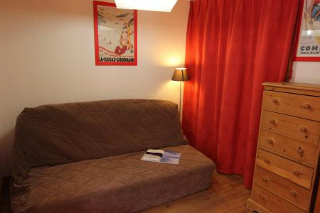 Location au ski Appartement 2 pièces 4 personnes (603) - Residence L'eskival - Val Thorens - Lavabo