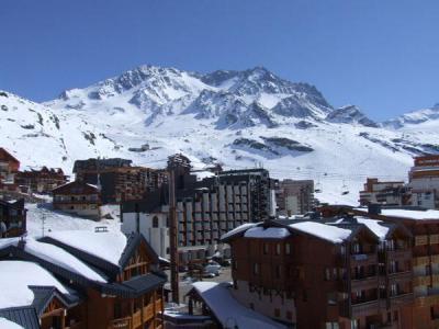 Location au ski Appartement 2 pièces 4 personnes (603) - Residence L'eskival - Val Thorens - Table