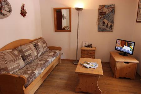 Location au ski Appartement 2 pièces 4 personnes (603) - Residence L'eskival - Val Thorens - Table basse