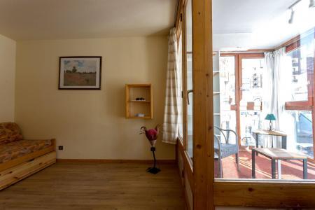 Location au ski Appartement 2 pièces 6 personnes (112) - Residence L'eskival - Val Thorens - Banquette-lit