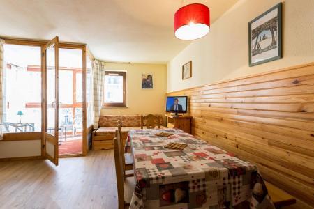 Location au ski Appartement 2 pièces 6 personnes (112) - Residence L'eskival - Val Thorens - Séjour