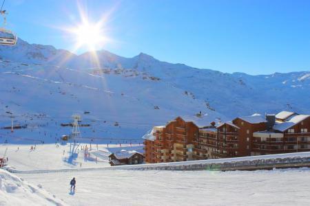 Location au ski Appartement 2 pièces 4 personnes (18) - Résidence l'Orsière - Val Thorens