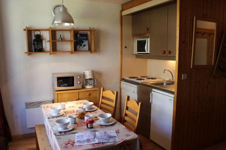 Location au ski Studio cabine 4 personnes (10) - Résidence l'Orsière - Val Thorens