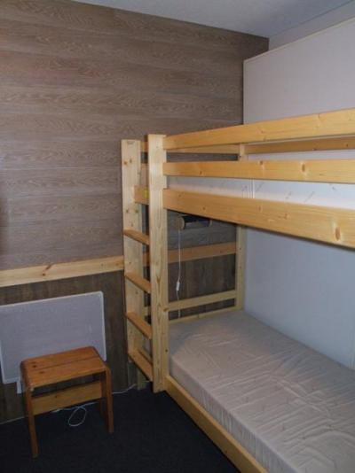 Location au ski Studio cabine 4 personnes (13) - Residence L'orsiere - Val Thorens - Lits superposés