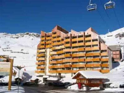 Location au ski Residence Lac Du Lou - Val Thorens - Extérieur hiver