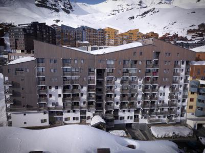 Location au ski Studio cabine 4 personnes (111) - Résidence Lauzières - Val Thorens