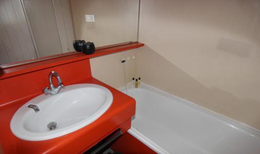 Location au ski Appartement 2 pièces cabine 4 personnes (518) - Residence Lauzieres - Val Thorens - Chambre
