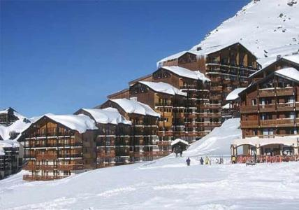 Location Val Thorens : Residence Le Cheval Blanc hiver