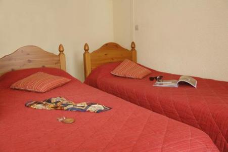 Location au ski Residence Le Cheval Blanc - Val Thorens - Chambre