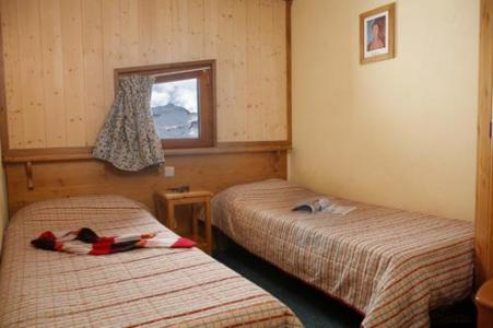 Location au ski Residence Le Cheval Blanc - Val Thorens - Lit simple