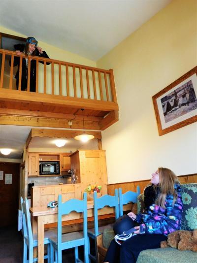 Location au ski Résidence le Cheval Blanc - Val Thorens - Table