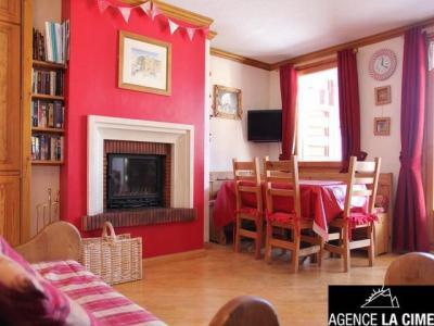 Location au ski Appartement 4 pièces 8 personnes (021) - Residence Le Diamant - Val Thorens - Banquette-lit