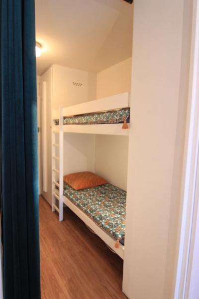 Location au ski Studio 3 personnes (302) - Residence Le Dome De Polset - Val Thorens - Couchage