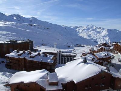 Location au ski Studio 3 personnes (303) - Residence Le Dome De Polset - Val Thorens - Kitchenette