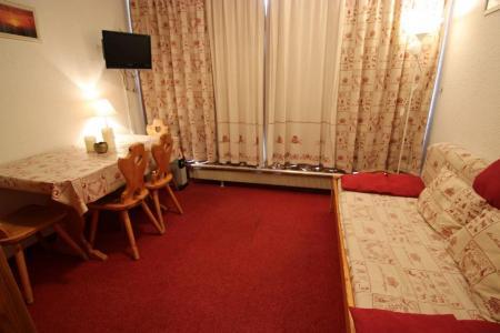 Location au ski Studio 3 personnes (408) - Residence Le Dome De Polset - Val Thorens - Canapé